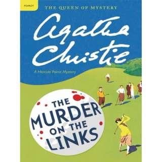 [eBook] The Murder on the Links - Agatha Christie