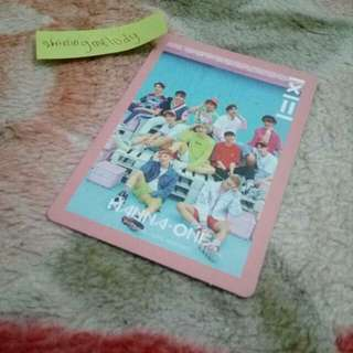 Wanna One Group Pc