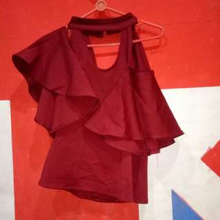 Baju merah