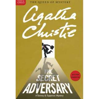 [eBook] The Secret Adversary - Agatha Christie