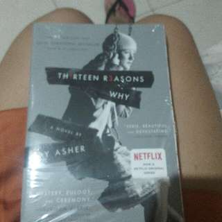 Pre-loved book thirteen reasons why by Jay Asher