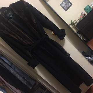 *PRICE CUT* Ralph Lauren Trench with Fur collar