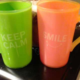 Colourful smile Mugs