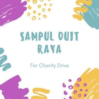 Sampul Duit for Raya 2018