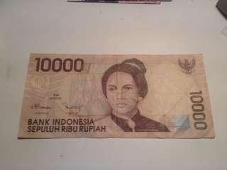Indonesia 10000 rupiah