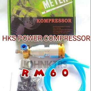 HKS POWER COMPRESSOR