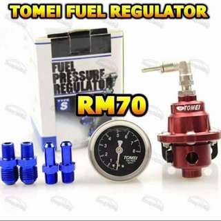 FUEL REGULATOR TOMEI