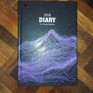 2018 Hardcover Planner