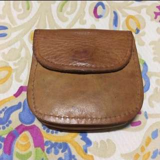 ✨Reduced Price! Unisex leather coin purse