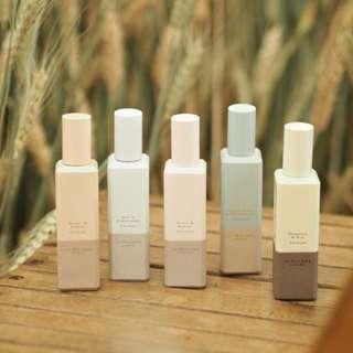 Jo Malone English Fields Perfume instock 30ml - Primrose and Rye, Oat and Cornflower