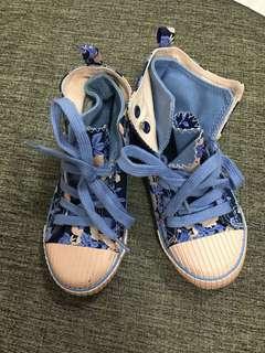 🆕🎀 Pumpkin Patch High Cut Shoes #Baby30