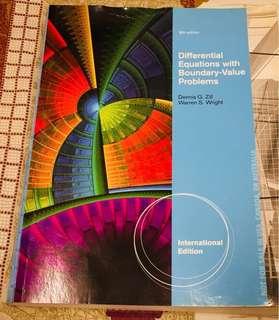 🚚 資工、電機系-工程數學原文書