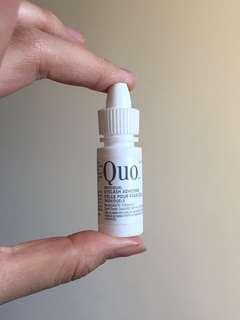 FREE Quo individual eyelash glue