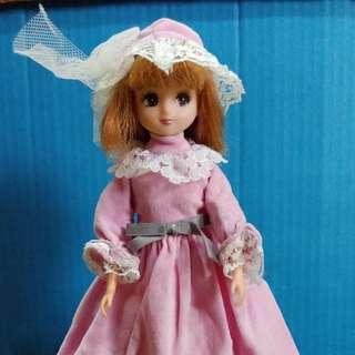 Licca Chan Doll