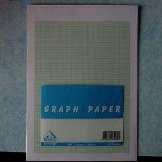 Graph Paper (17張)