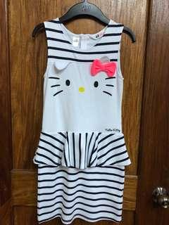H&M hello kitty dress