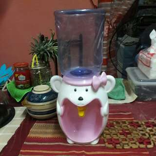 Baby's Water Drip Container
