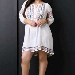 Plus size Dress (onhand)
