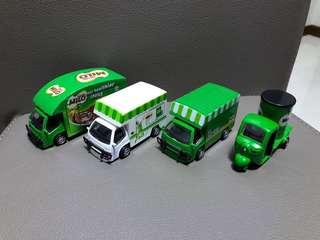 Prelove Milo truck