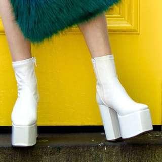 Public Desire platform boots