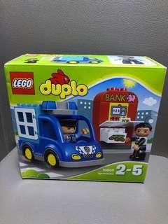 BN 10809 Police Patrol LEGO duplo