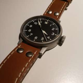 Laco Pilot Watch Automatic Made in Germany