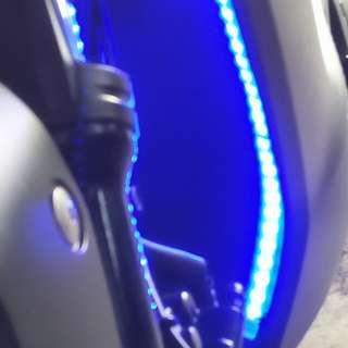 🚚 機車 LED灯邊條