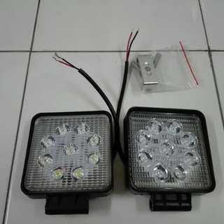 LED Spotlight Superbright 2x one set