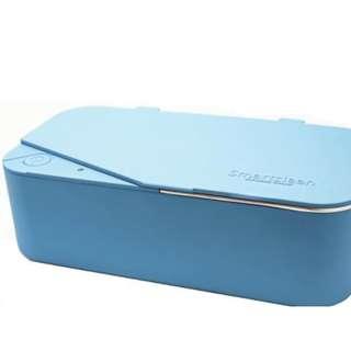 SMARTCLEAN 超聲波眼鏡清洗機 VISON.5 原廠行貨 (綠/藍)