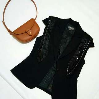 Fashionable Vest with sequence