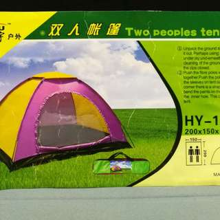 Dome Tent (2 persons)