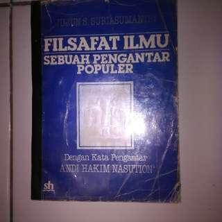 Buku Kuliah - Filsafat Ilmu#BONUSMARET
