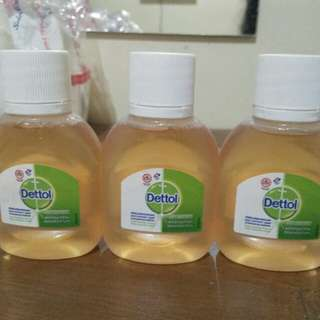 Dettol Antiseptic Cair 50ml