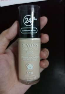 Revlon colostay liquid foundation