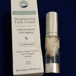 Ocean Fresh Brightening Night Cream