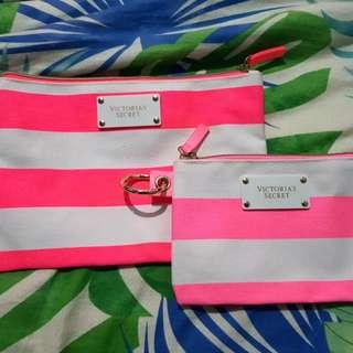 Victoria Secret 2 Pounch bags