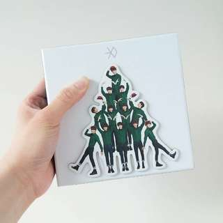 Exo Miracles in December Kr.ver