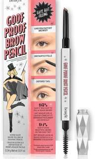 Benefit Goof Proof Brow Pencil in Natural Brown #2