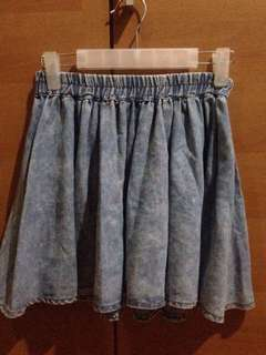 Bangkok Denim Skirt