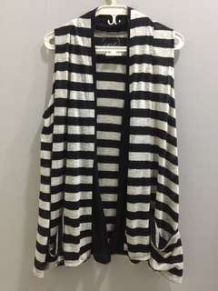 Stripes Cover Up/ Cardigan
