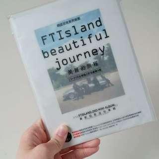 FTIsland Beautiful Journey (台灣獨占影音豪華A盤)