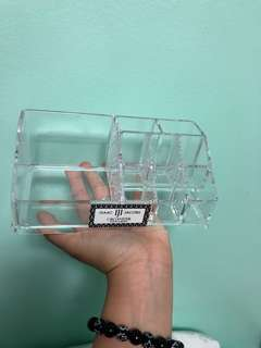 Clear/Acrylic MAKE UP ORGANIZER