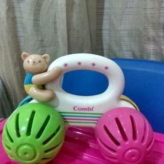 Combi Ringing Wheel Toy