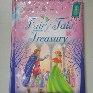Fairytale Treasury and Fairyland Treasury books