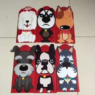 Dog Red Packet