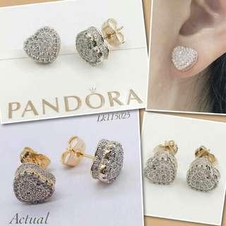 Pandora heart earring