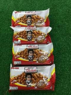 Various Thailand Snacks