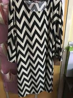 Plus size dress Size 3x, imported