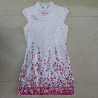 Girl Qipao (Up to adult Size M)