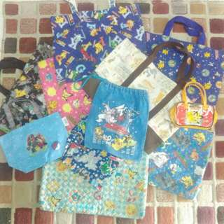 Pokemon Totebag